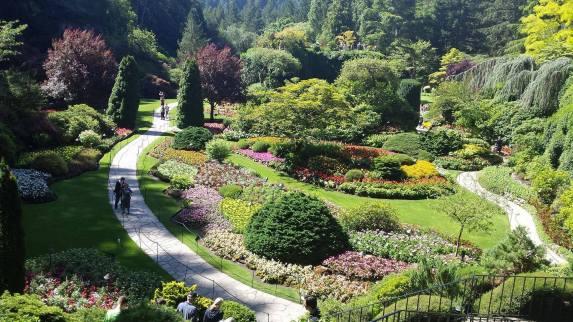 Sydney - Buchart Gardens